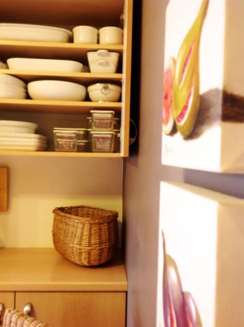 In The Kitchen - My Dear Irene