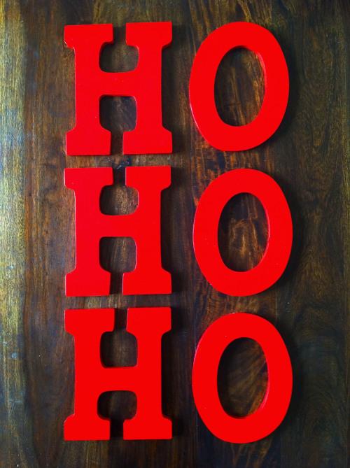 HO Red Letters - mydearirene