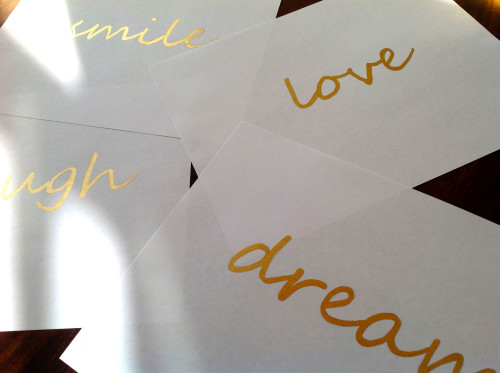 Four Words - mydearirene