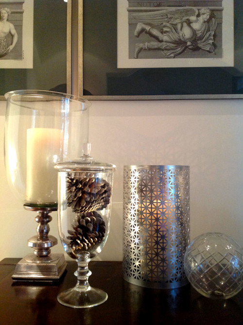 Mantel With Accessories - mydearirene