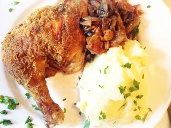Chicken à l'Américaine