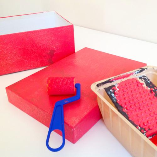Painting Boxes - mydearirene