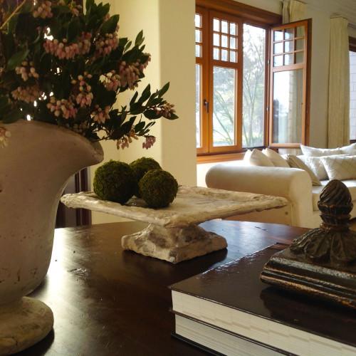 Stoneware In Living Room - mydearirene