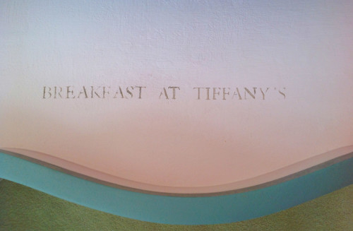 Breakfast At Tiffany's - mydearirene