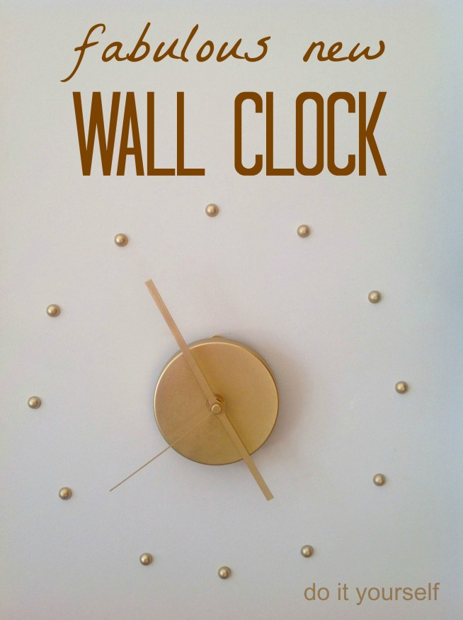 A Wall Clock Remake