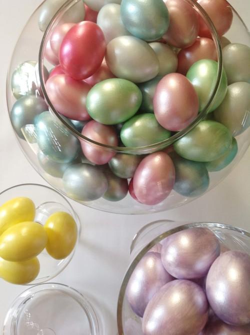 Easter Pearl Eggs Vase Filler I - mydearirene