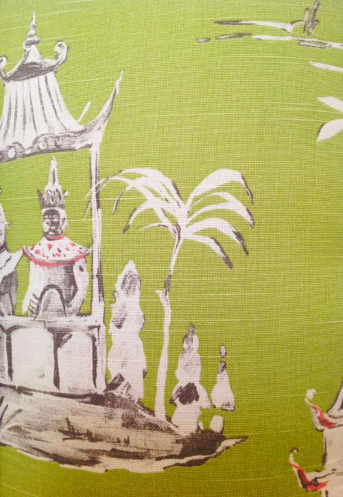 Chinoiserie Fabric II - mydearirene