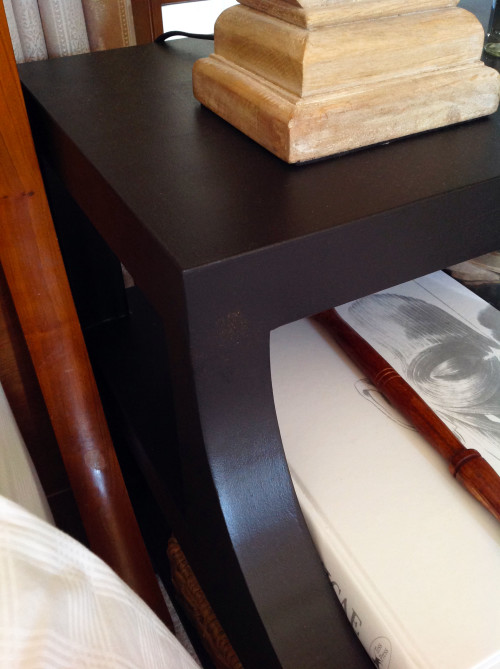 Ikea Hack Bedside Table Perfect Detail - mydearirene