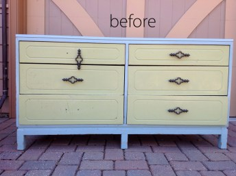 '60s Dresser Remake For The Boy's Room