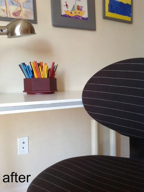 IKEA Desk And Chair - mydearirene.com