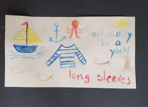 Sail Away - mydearirene.com