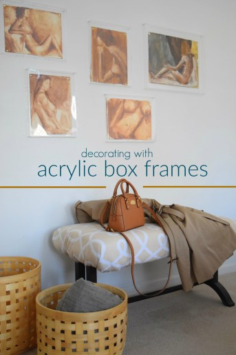 An Easy Way To Frame Prints, Photos, Sketches & More