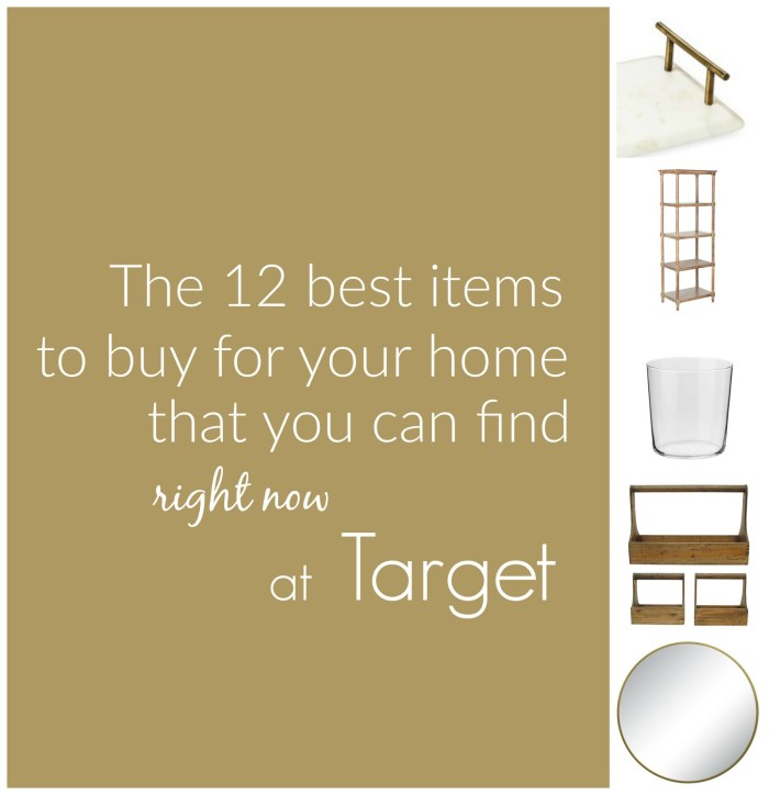 Michelle Obama, Here Is What [I Think] You Should Get From Target For Your New Home!