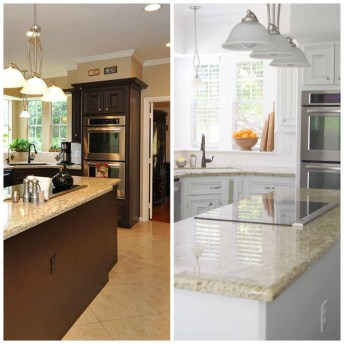 An Older Kitchen Refresh With Before & After Photos
