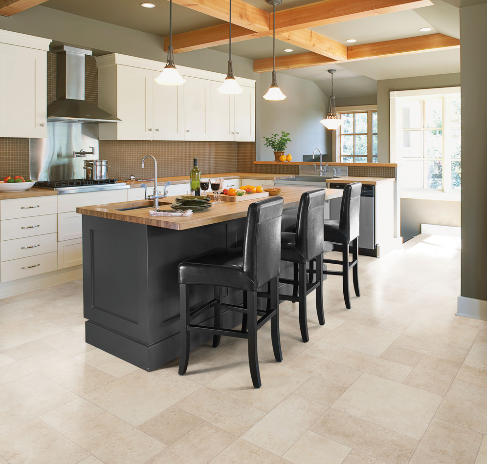 choose right flooring for kitchen vinyl flooring vinyl kitchen flooring Kitchen Vinyl Flooring Design