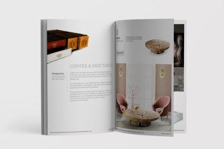 7 interior design books to inspire you on your next project 100 coffee and side tables