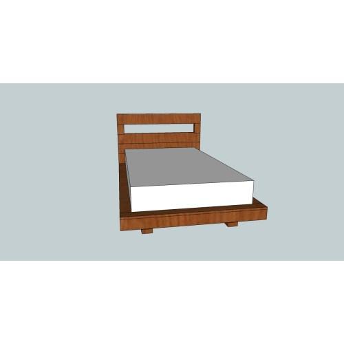 Medium Crop Of Floating Platform Bed