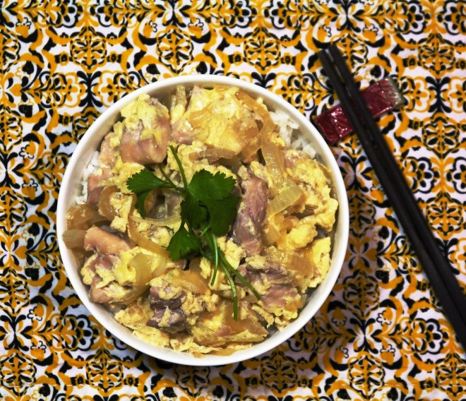 Oyakodon Recipe (Chicken and Egg over Rice) Easy Japanese Recipes