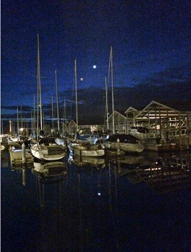 Edmonds Marina by Kizzie Jones