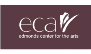ECA logo in mauve