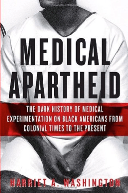 thesis medical apartheid For fifty years, gordimer has been the geiger counter of apartheid  uppsala  university in 1962 on a thesis of the african novel, 1945-60  medicine laureate  shinya yamanaka talks about the importance of taking risks.