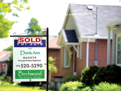 House prices dip, but no crash in sight: Report