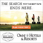 Save at Omni Hotels