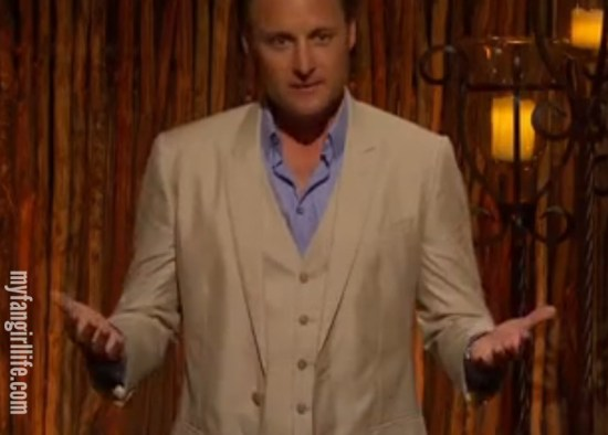 Chris Harrison Suit