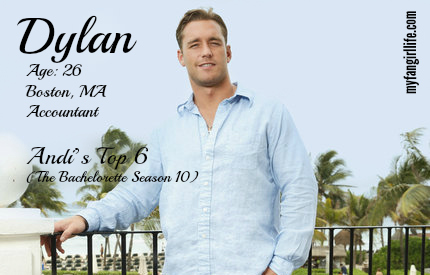 EDIT - Dylan (Bachelor In Paradise)