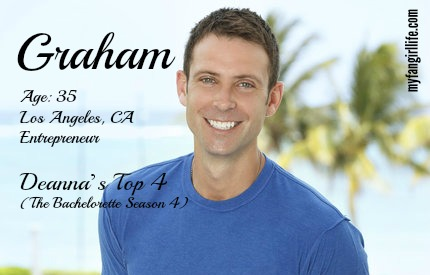 EDIT - Graham (Bachelor In Paradise)