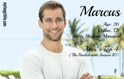 EDIT - Marcus (Bachelor In Paradise)