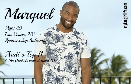EDIT - Marquel (Bachelor In Paradise)