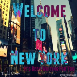 Taylor Swift 1989 Lyrics - Welcome to New York 1