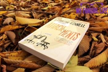 Autumn Book Haul - Attachments