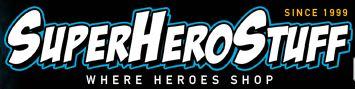 Superhero Stuff Logo