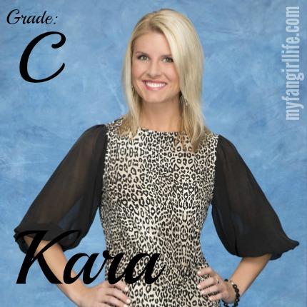 Bachelor Chris Contestant Kara