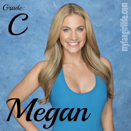 Bachelor Chris Contestant Megan