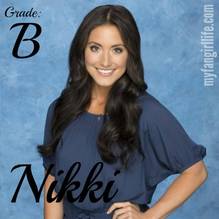 Bachelor Chris Contestant Nikki