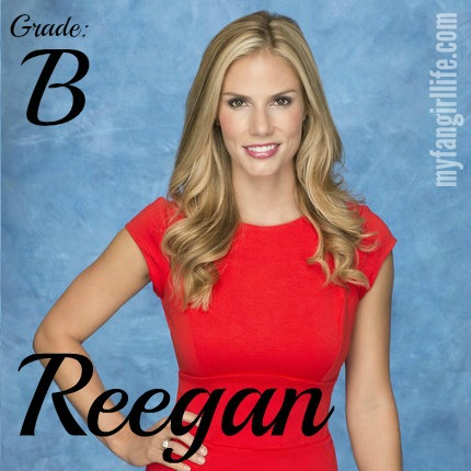 Bachelor Chris Contestant Reegan