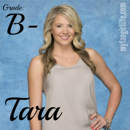 Bachelor Chris Contestant Tara