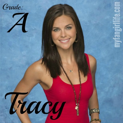 Bachelor Chris Contestant Tracy