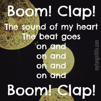 Charli XCX Sucker Lyrics - Boom Clap