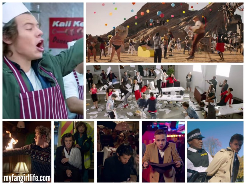 One Direction Gift Ideas Video Screenshots
