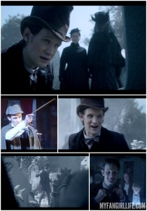 The Snowmen - The Doctor