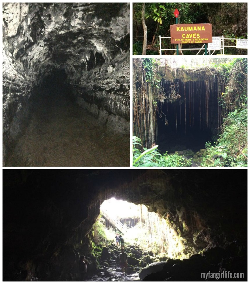 Indiana Jones Lava Tubes