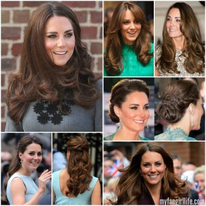 Kate Middleton Hair Envy