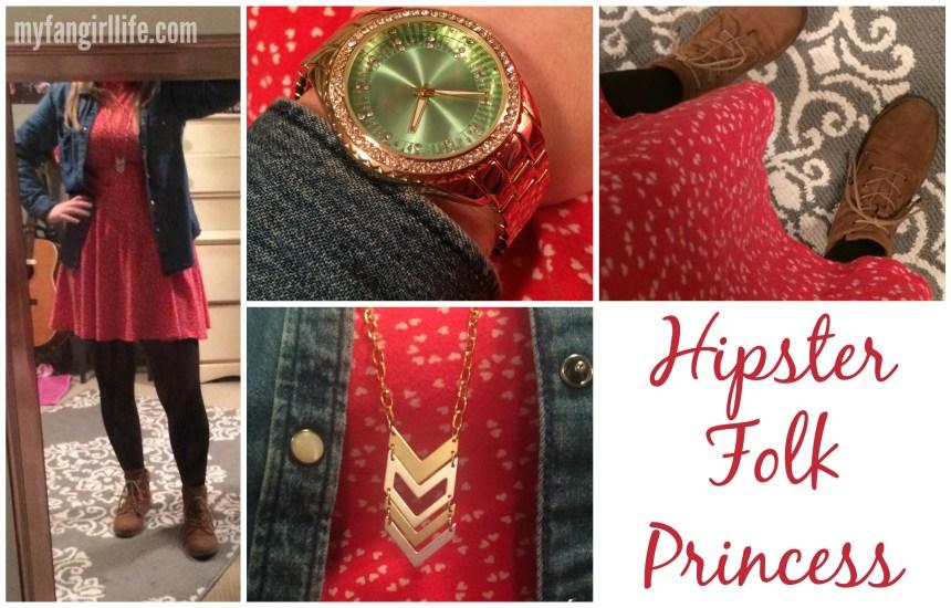 Hipster Folk Princess 3