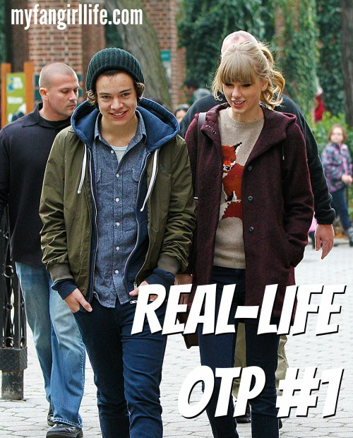 Taylor Swift Harry Styles OTP