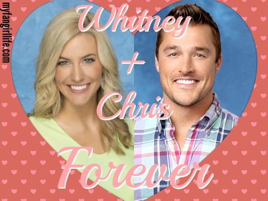 Bachelor Season 19 Chris - Winner Whitney