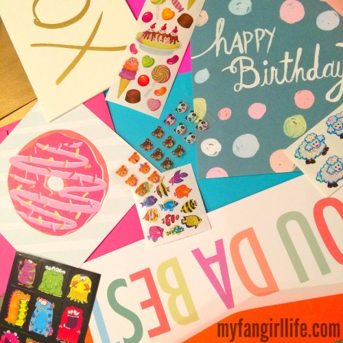 Birthday Card Swap